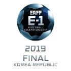 EAFF E-1 サッカー選手権 2019 決勝大会 男子