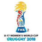 FIFA U-17 女子ワールドカップ ウルグアイ 2018
