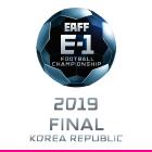 EAFF E-1 サッカー選手権 2019 決勝大会 女子